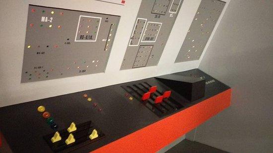 Ticonderoga, Nowy Jork: Engineering Console