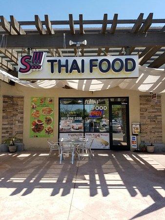 Thai Restaurant Temecula