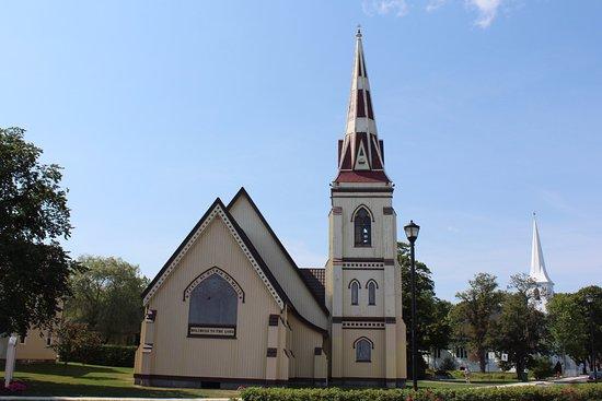 St. James' Anglican Church, Mahone Bay.