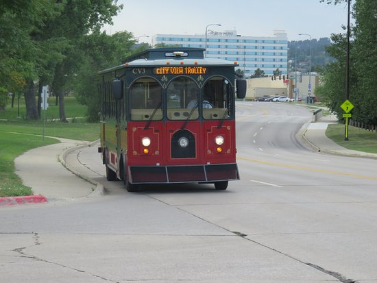 ‪City View Trolley‬
