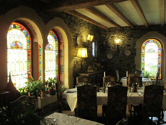 Valcebollere, Frankrike: Salle à manger