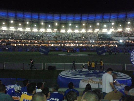 Jogo Do Cruzeiro Picture Of Estadio Mineirao Belo Horizonte Tripadvisor