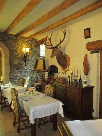 Valcebollere, Frankrike: Restaurant