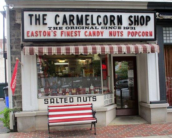 Carmelcorn Shop
