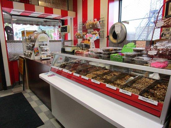 Истон, Пенсильвания: Carmelcorn Shop