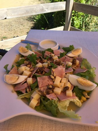 Plougrescant, France: Salade estival