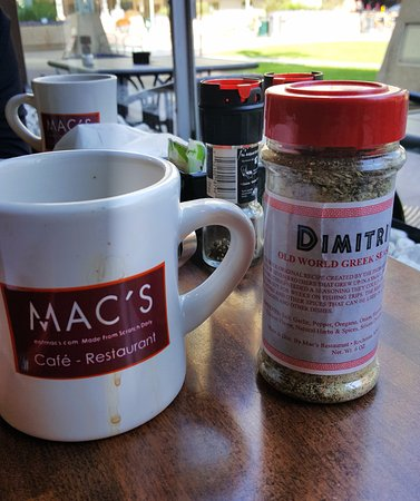 Rochester, MN: coffee and spice