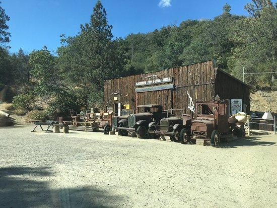 Eagle and High Peak Mine
