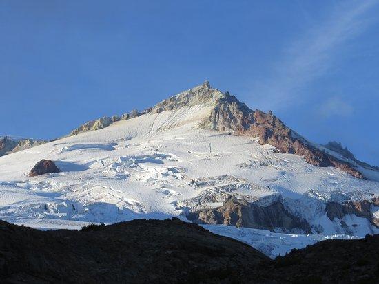 Glacier, WA: Majestic Mt. Baker.