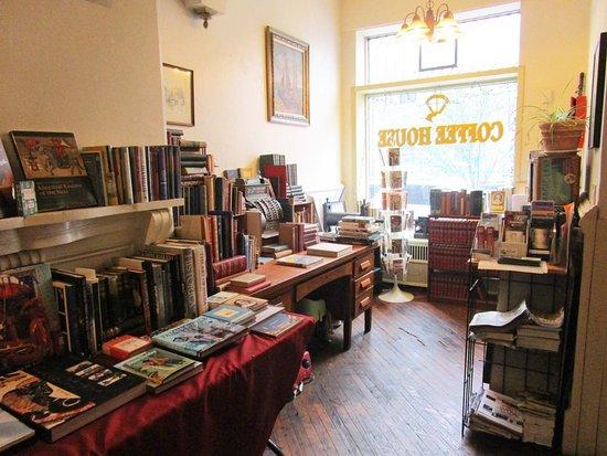 Истон, Пенсильвания: Quadrant Book Mart & Coffee House