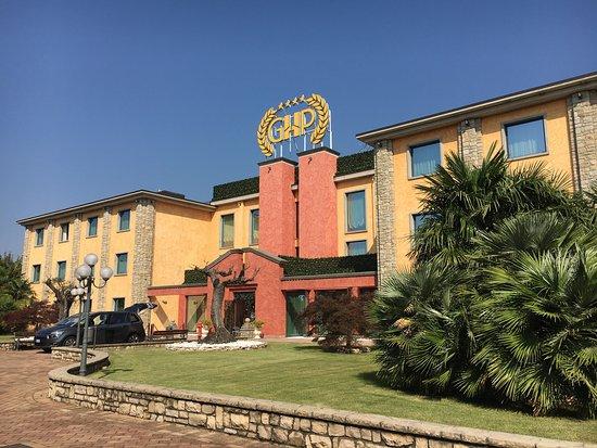 Stezzano, Italia: Grand Hotel Del Parco