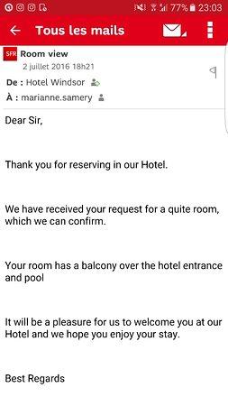 Hotel Windsor : Screenshot_20160828-230322_large.jpg