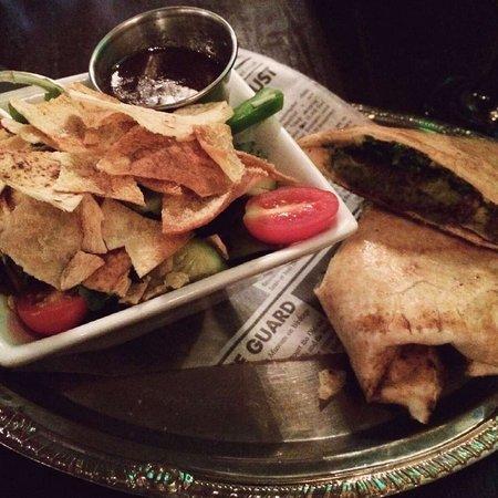 Birmingham, MI: Royal falafel lunch plate