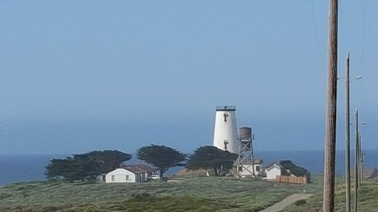 Piedras Blancas Light Station : History Abounds
