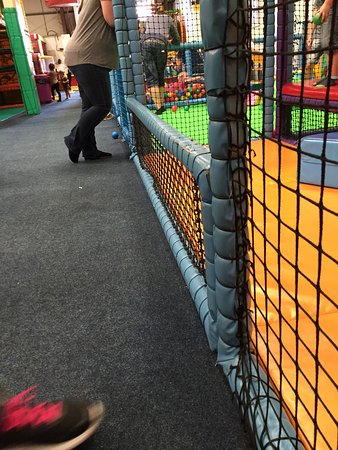 Zig Zags Indoor Play Area