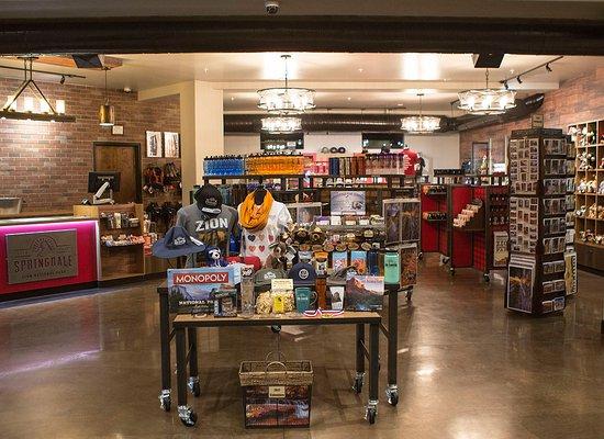 Springdale, Γιούτα: Retail Store