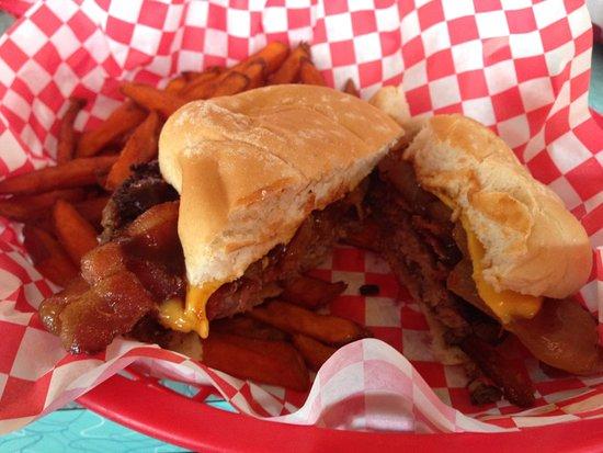 Bristol, VA: A textbook burger