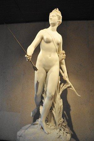 Diana, Houdon, France, 1780