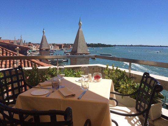 Vista Ristorante Danieli Il Top Picture Of Restaurant