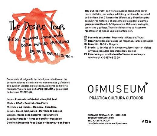 The Desire Tour