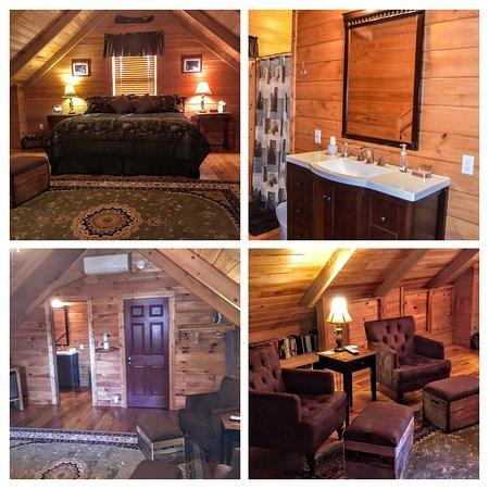 Morganton, North Carolina: Elk Room Suite - $150/night