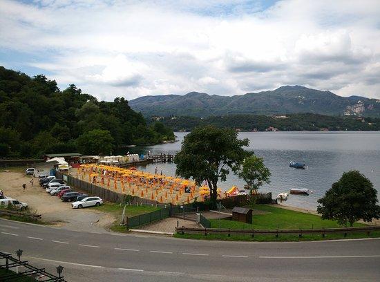 Fontaine Bleue Hotel: Playa privada, gratuita para los huéspedes