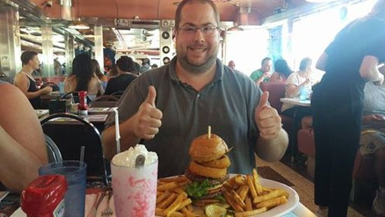 Pink Cadillac Diner: This is the PCB Challenge