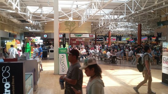 Milpitas, Kalifornien: Food court