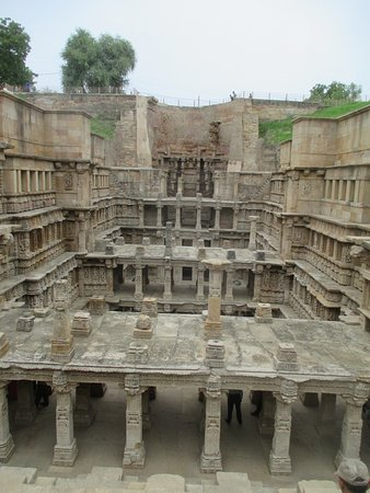 Tune Hotel - Ahmedabad, Gujarat: The step well in Patan