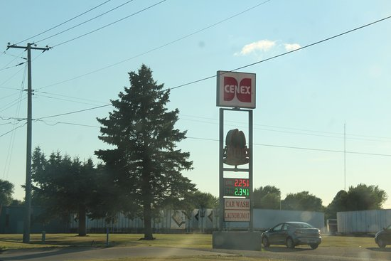 Chippewa Falls, WI: Its 1.95 in MA for gas, 2.09 in Superior, about the same in Ohio.