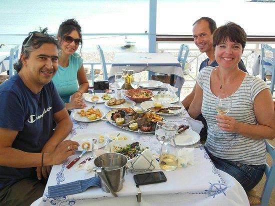 Archangelos, Grækenland: Hellas Taverna