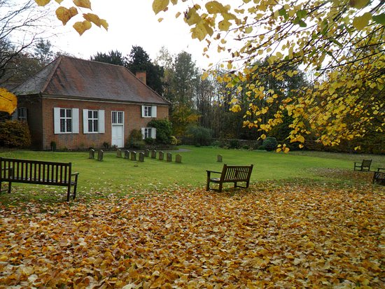 Chalfont St. Giles, UK: Jordans Quaker Meeting House