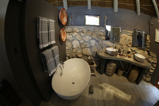 Stanford, Sør-Afrika: Wonderful bathroom
