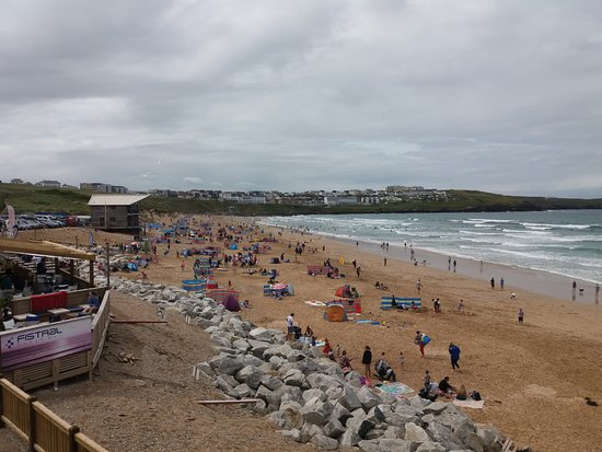 Newquay, UK: Fistral Beach