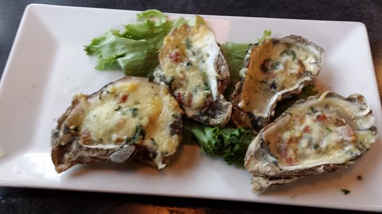 Chesapeake, VA: Oysters Orville comes five to the plate.