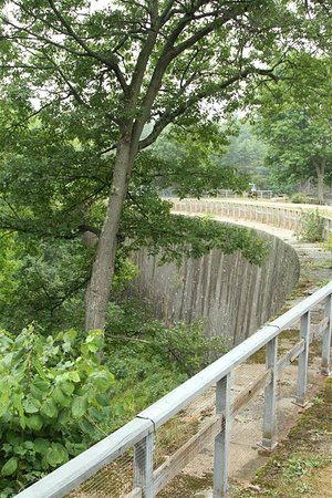 Rideau Canal - Jones Falls Defensible Lockmasters House: Jones Falls Dam Ontario Canada