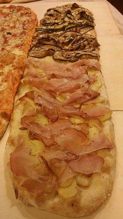 Lido del Sole, Italien: Mc Master Pizza Pane biscotti
