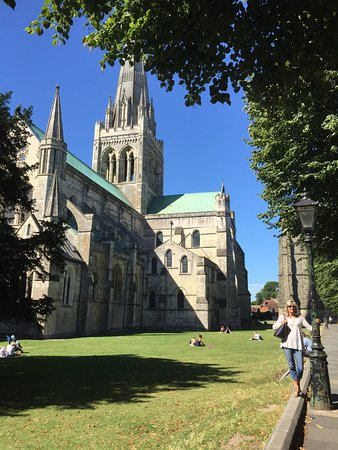 Preciosa catedral