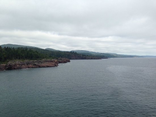 Silver Bay, MN: Hard to stop admiring