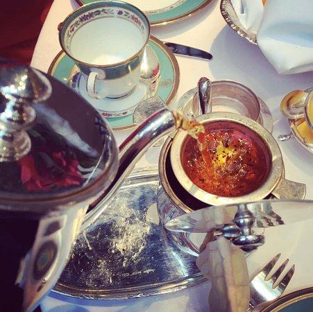 Alvear Palace Hotel: Servicio de té