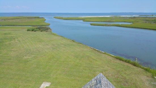 Porstmouth ATV Tours: view from the observation tower