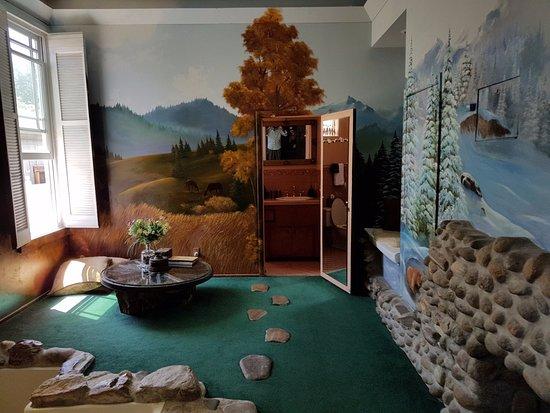 Λος Άλαμος, Καλιφόρνια: Gypsy Suite - Ground Level