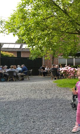 Geilenkirchen, Tyskland: Landcafe Haus Immendorf