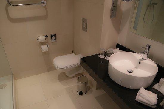 Radisson Blu Elizabete Hotel: Bathroom, Room 312