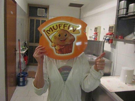 Melzo, Italien: Miss muffin