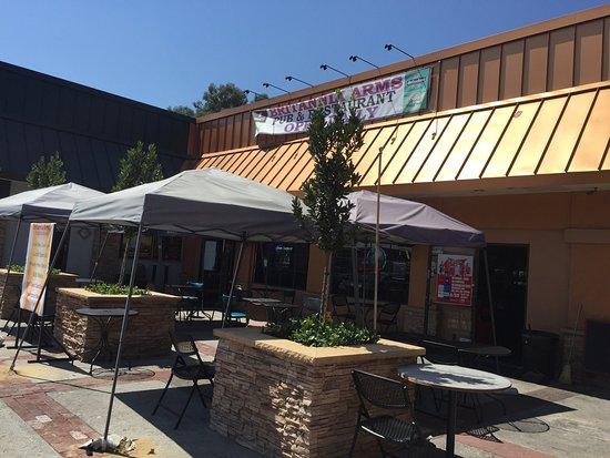 Cupertino, كاليفورنيا: Britannia Arms Pub