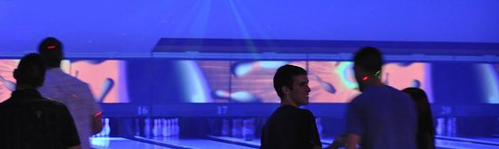 Sutter Creek, CA: Cosmic Bowling