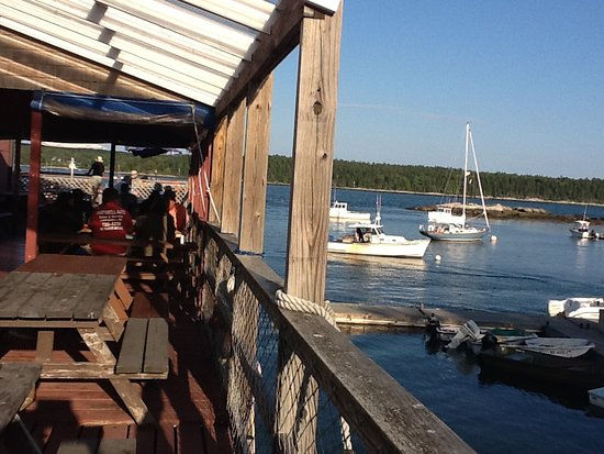 Harpswell, ME: water view