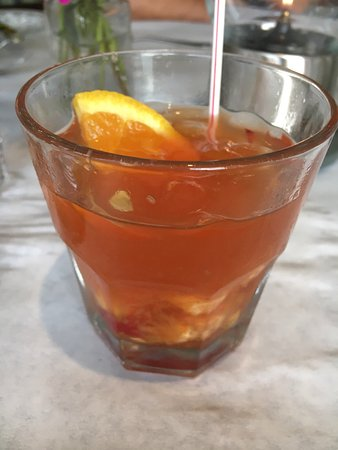 North Hero, Вермонт: Ricks Old Fashioned