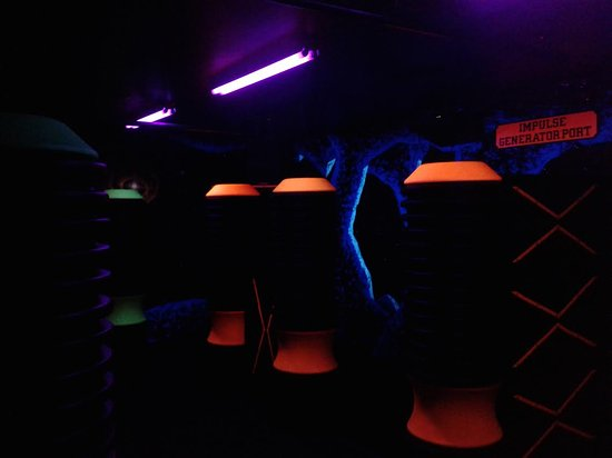 Long Beach, WA: Looking for something fun to do this Labor Day weekend? Play Laser Tag! You get 2 games per pers